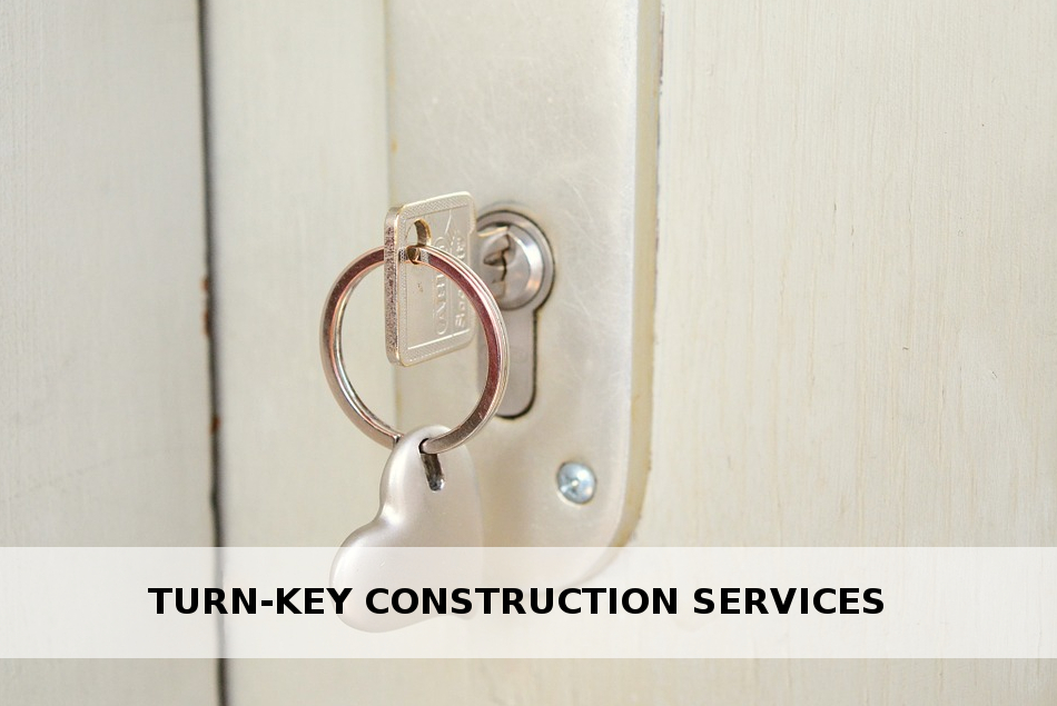 Turn-key construction services